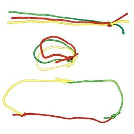 Funtime Magic Multicolor Rope Link - Cotton (M10)