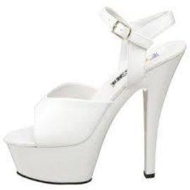 Funtasma Juliet Shoes-209 white 6