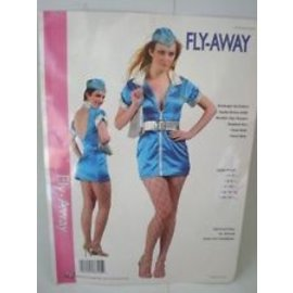 RG Costumes And Accessories Fly-Away Small 2-6
