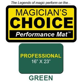 Ronjo Professional Close-Up Mat  Green Performance