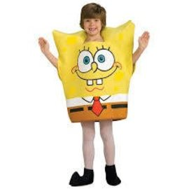 Rubies Costume Company Spongebob - Child Med 8-10