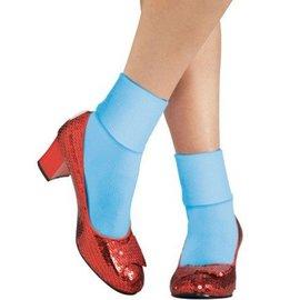 Rubies Costume Company Dorothy's Ruby Slippers Adult Medium 7-8