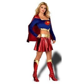 Rubies Costume Company Sexy SuperGirl - DC Comics xs 2-6  sc 1 st  Ronjo Magic & Rubies Costume Company - Ronjo Magic Costumes and Party Shop