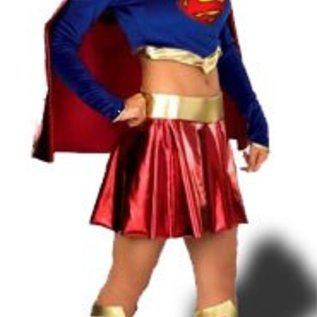 Rubies Costume Company Sexy SuperGirl - DC Comics xs 2-6  sc 1 st  Ronjo Magic & Sexy SuperGirl - DC Comics xs 2-6 - Ronjo Magic Costumes and Party Shop