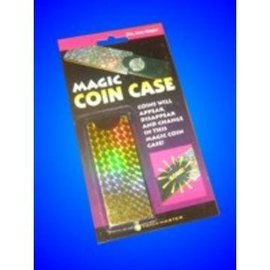 Trickmaster Magic Magic Coin Case - Coin Slide (M12)