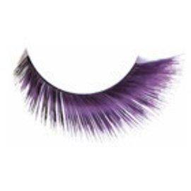 Red Cherry Eyelashes Purple/Black C409