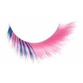 Red Cherry Eyelashes Pink/Blue C410