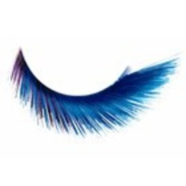 Red Cherry Eyelashes Blue/Purple C411