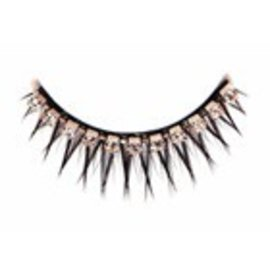 Red Cherry Eyelashes Gem D608