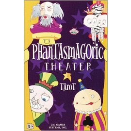 U.S. Games Phantasmagoric Theater Tarot Deck
