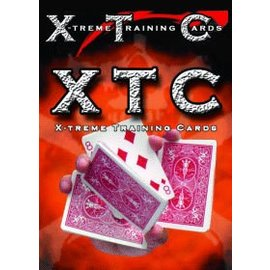 California Card Company X-Treme Training Cards XTC Deck - Cards (M10)