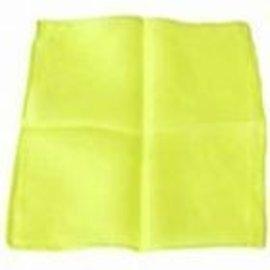 Vincenzo Di Fatta Silk - 18 inch Yellow, Lemon  (M11)