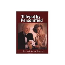 Magic City Book - Telepathy Personified by Ron and Nancy Spencer (M7)