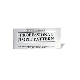 Michael Ammar Proffessional Topit Pattern by Michael Ammar (M10)