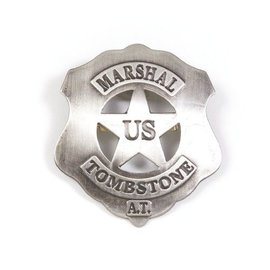 Denix U.S. Marshall - Tombstone Replica Badge (C13)