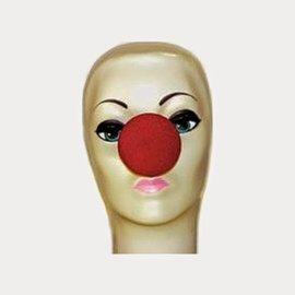 Magic By Gosh Red Sponge Clown Nose 2 inches