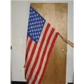 Funtime Magic Flag Staff Production With American Flag (M11)