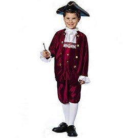 Costume Culture by Franco American Ben Franklin SM