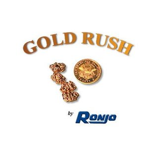 Ronjo Gold Rush by Ronjo (M9/1015)