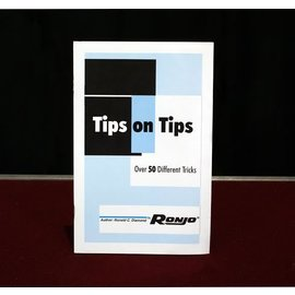 Ronjo Tips On Tips by Ronald Diamond - Book  by Ronjo (M11/M7)
