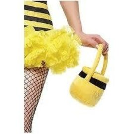 Leg Avenue Honey Bee Handbag - Leg Avenue