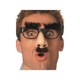 Rubies Costume Company Glasses Mr. Boss