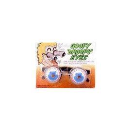 Forum Novelties Goofy Droopy Glasses