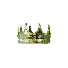 Forum Novelties Regal King Crown