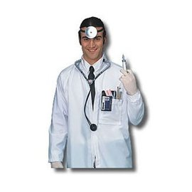 Forum Novelties Stethoscope and Mirror Doctor Kit