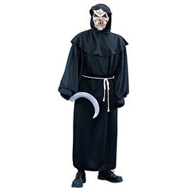 Forum Novelties Horror Robe - Black, Super Deluxe - Adult 42 (/387)