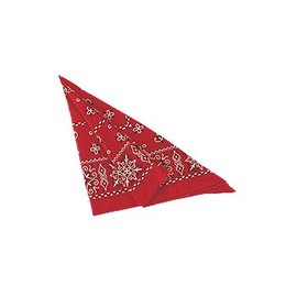 Forum Novelties Bandana Red  (C13)