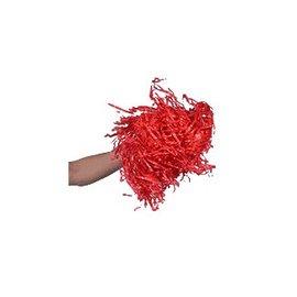 Forum Novelties Cheer Leader Pom Poms - Red (C14)