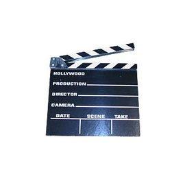 Forum Novelties Large Movie Clap Board