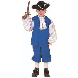 Forum Novelties Colonial Boy Child Small