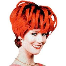 Forum Novelties Red Blooming Wig