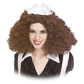 Forum Novelties Magenta Wig - Rocky Horror Picture Show