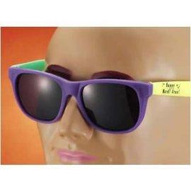 Forum Novelties Mardi-Gras Glasses