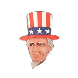 Forum Novelties Uncle Sam - Heroes in History Kit
