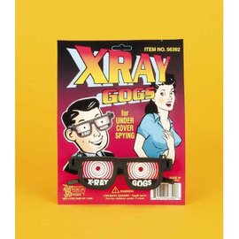 Forum Novelties X-Ray Gogs X-Ray Glasses