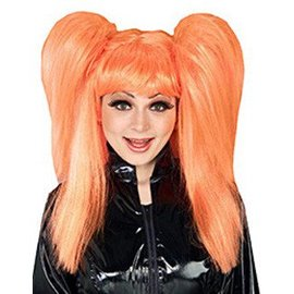 Forum Novelties Comic Cutie Wig orange