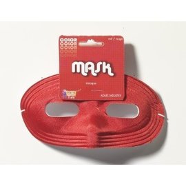 Forum Novelties Domino Mask - Red