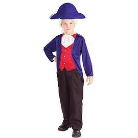 Forum Novelties George Washington Child Med 8-10