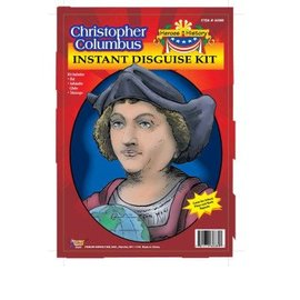 Forum Novelties Christopher Columbus - Heroes in History Kit