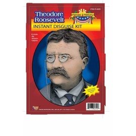 Forum Novelties Theodore Roosevelt - Heroes in History Kit