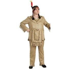 Forum Novelties Native American Brave - Plus Size