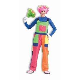 Forum Novelties Clown Overalls