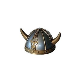 Jacobson Hat Company Gold/Silver Viking Helmet