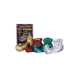 Forum Novelties Elf Shoes - Slippers Gold (C15)