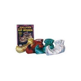 Forum Novelties Elf Shoes - Slippers Green (C15)