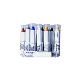 Mehron Grease Make-up Crayon - Blue